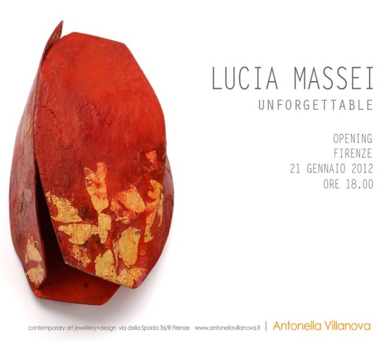 LUCIA MASSEI INVITO BORDO