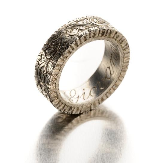 anello inciso