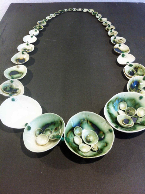 Necklace by Maria Ignacia Walker