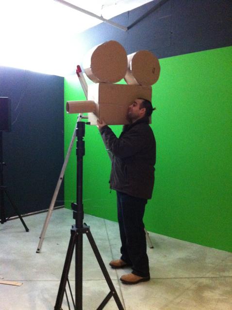 Cameraman Segev