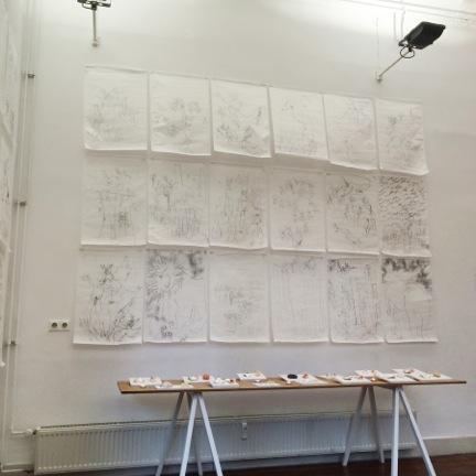 Marissa's drawings